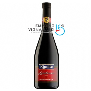 Foto Vinho Lambrusco Riunite Tinto 750ml