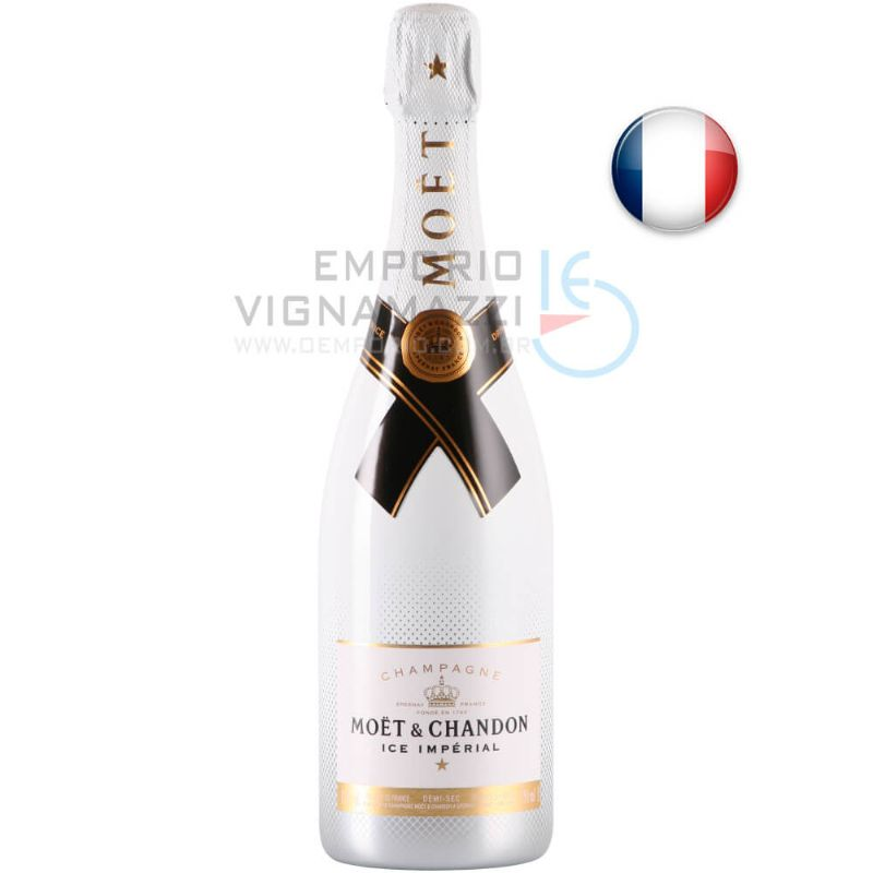 Foto Champagne Moet Chandon Ice Imperial Demi-Sec 750ml