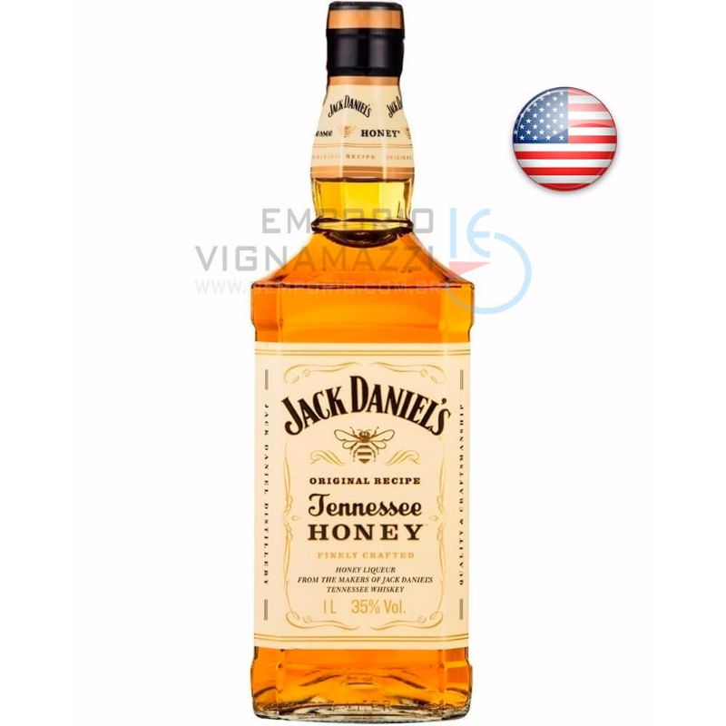 Foto Whisky Jack Daniels Honey 1L