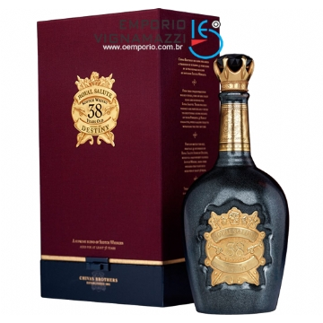 Foto Whisky Royal Salute 38 Anos 700ml