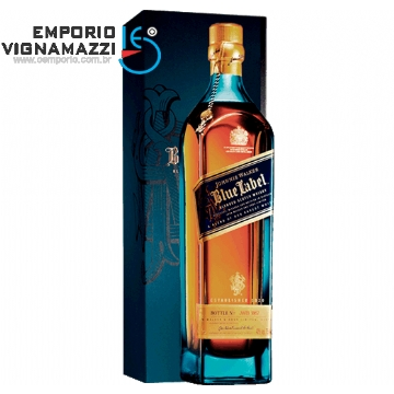 Foto Whisky J.W Blue Label 750ml
