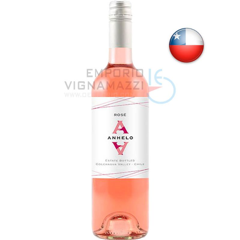 Foto Vinho Anhelo Rose 750ml