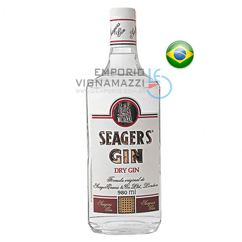 Foto Gin Seagers 980ml