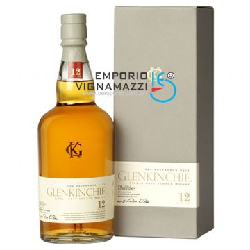 Foto Whisky Escocês Glenkinchie 12 anos 750ml