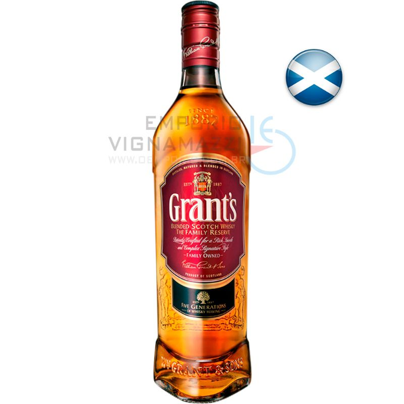 Foto Whisky Grants Family Reserve 1L