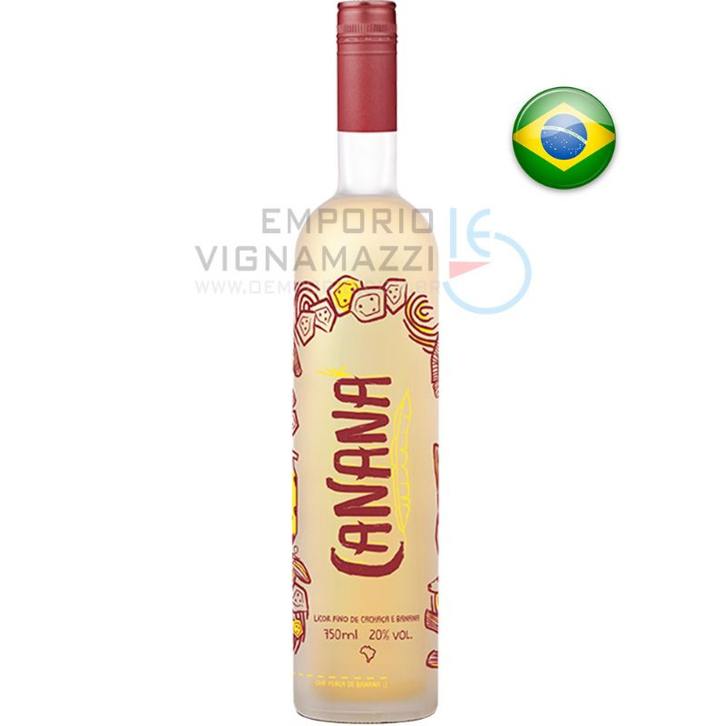 Foto Licor Canana 750ml