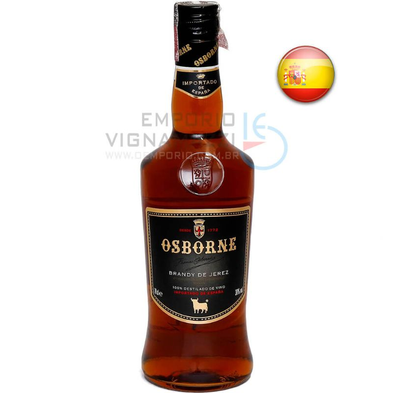 Foto Brandy Osborne 700ml