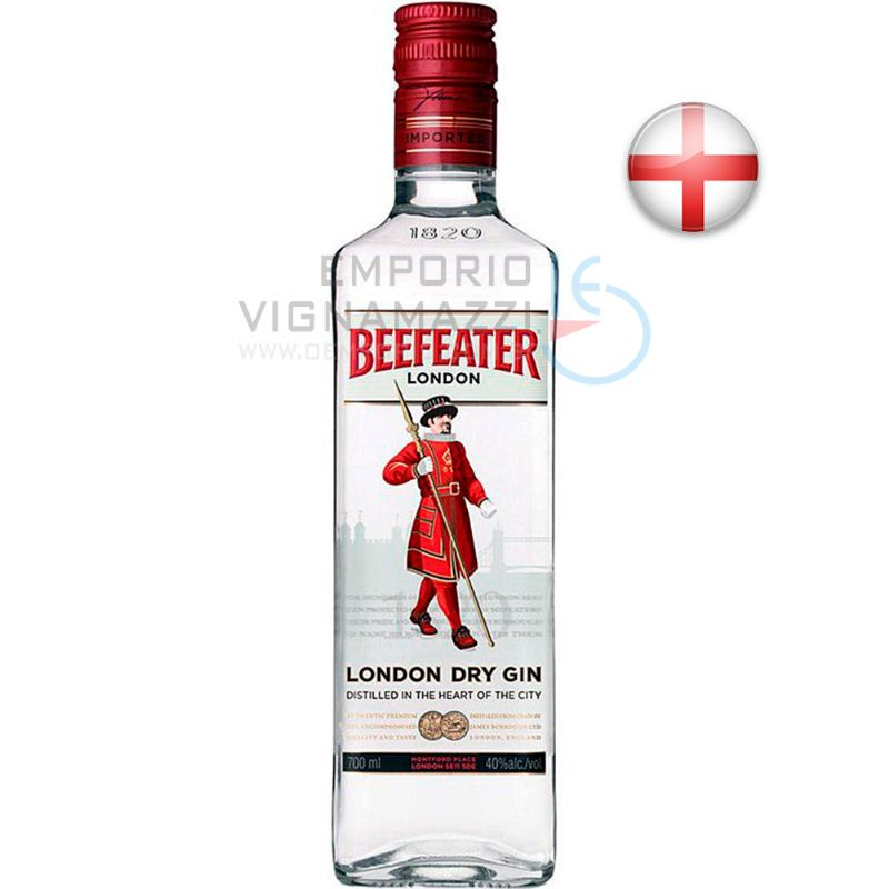 Foto Gin Beefeater London 750ml