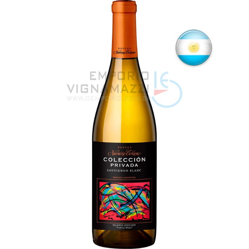 Foto Vinho Navarro Correas Coleccion Privada Sauvignon Blanc 750ml