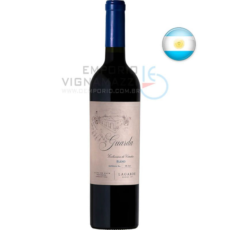 Foto Vinho Lagarde Guarda Blend 750ml