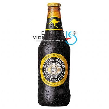 Foto Cerveja Australiana Coopers Best Extra Stout 375ml