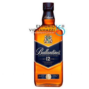 Foto Whisky Ballantines 12 Anos 1L