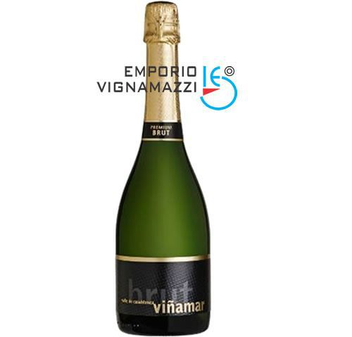 Foto Espumante Chileno Vinamar Brut Branco 750ml
