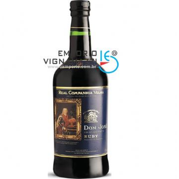 Foto Vinho do Porto Dom José Ruby 750ml