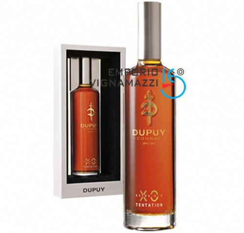 Foto Cognac Frances Dupuy Tentation Extra Old XO 700ml
