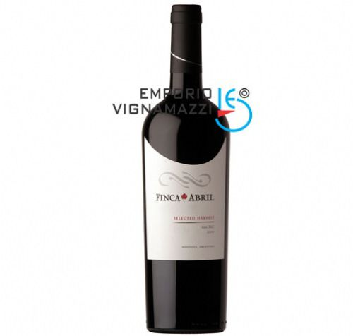 Foto Vinho Argentino Finca Abril Selected Harvest Malbec 750ml