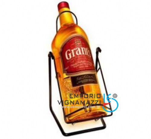 Foto Whisky Escocês Grants Family Reserve 4,5L