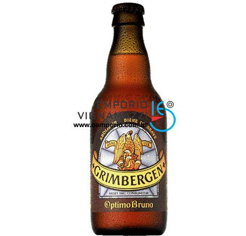 Foto Cerveja Belga Grimbergen Optimo Bruno 330ml