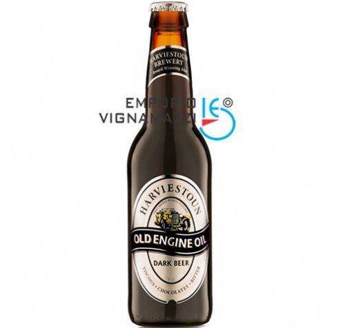 Foto Cerveja Escocesa Harviestoun Old Engine Oil 330ml