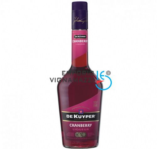 Foto Licor Holandês De Kuyper Cranberry 700ml