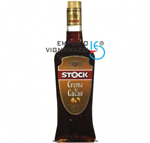 Foto Licor Nacional Stock Creme de Cacao 720ml
