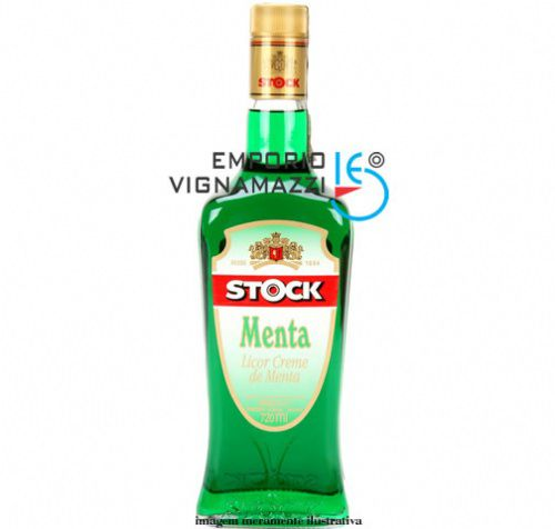 Foto Licor Nacional Stock Creme de Menta 720ml
