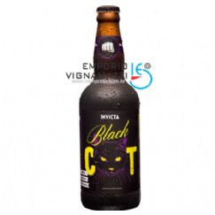 Foto Cerveja Nacional Invicta Black Cat India Black Ale 500ml