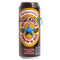 Foto Cerveja Inglesa Newcastle Brown Ale 500ml
