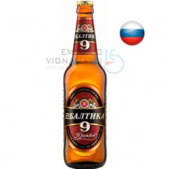 Foto Cerveja Baltika 9 Extra Strong Ale 500ml