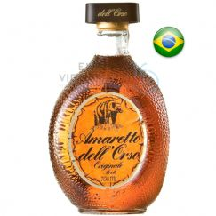 Foto Licor Amaretto Dell Orso Stock 700ml