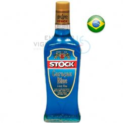 Foto Licor Nacional Stock Curaçau Blue 720ml
