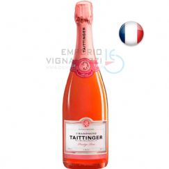 Foto Champagne Taittinger Prestige Rose 750ml