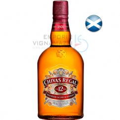 Foto Whisky Chivas Regal 12 anos 1Litro