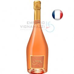 Foto Champagne Cattier Brut Rose Antique Premier Cru 750ml