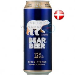 Foto Cerveja Bear Beer Extra Strong 12 500ml