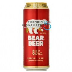 Foto Bear Beer 8,5 Special Label 500ml