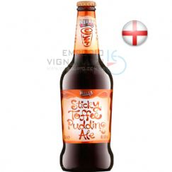 Foto Cerveja Wells Sticky Pudding 500ml