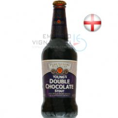 Foto Cerveja Youngs Double Chocolate 500ml