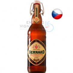 Foto Cerveja Tcheca Bernard Celebration 500ml