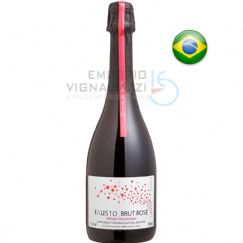 Foto Espumante Fausto Brut Rose 750ml