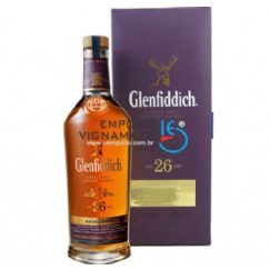 Foto Whisky Escocês Glenfiddich Excellence 26 Anos 700ml