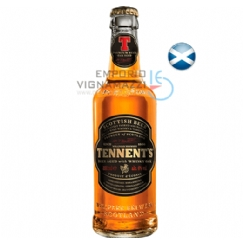 Foto Cerveja Tennents Whisky Oak 330ml