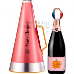 Foto Champagne Veuve Clicquot Rose Scream Your Love 750ml