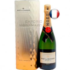 Foto Champagne Moet Chandon Brut Imperial Chiller Glimmer 750ml