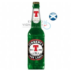 Foto Cerveja Escocesa Tennents 1885 330ml