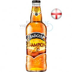 Foto Cerveja Badger Golden Champion 500ml
