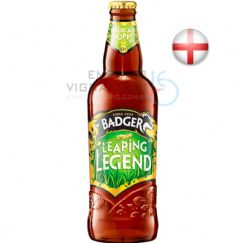 Foto Cerveja Badger Leaping Legend 500ml
