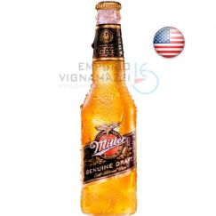 Foto Cerveja Americana Miller Genuine Draft 600ml