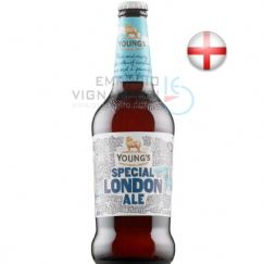 Foto Cerveja  Youngs Special London Ale 500ml