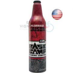 Foto Cerveja Americana Base Camp Pilgrimage Saison Ale 650ml